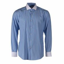 HUGO BOSS Men's Striped Casual Shirts & Tops