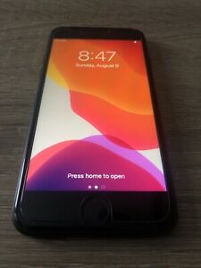 Apple iPhone 8 - 256gb - Space Gray (Unlocked) A1905 (GSM) Smartphone W Case