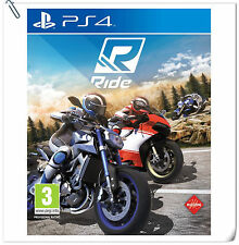 PS4 RIDE SONY PLAYSTATION Games Racing PQube