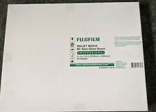 """Fujifilm Inkjet Media RC Semi-Gloss Board 11"""" x 14"""" Sheets 20 Ct 600007165-NEW"""
