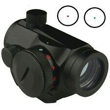Field sport Red Green Micro Dot Sight 5 Brightness Levels
