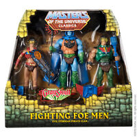 Fighting Foe Men 3-Pack Masters of the Universe MOTU Classics Figur Mattel