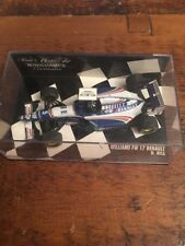 Minichamps 1 43 Damon Hill Williams F1