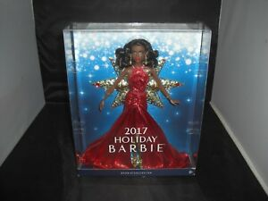 Barbie 2017 Holiday Nikki