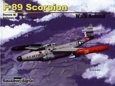 "20312/ Squadron Signal - Walk Around 61 - F-89 ""Scorpion"" - TOPP HEFT"