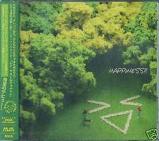 Rei Mastrogiovanni - HAPPINESS - Japan CD+2VIDEO - NEW