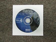 2003-2 BMW a Bordo Sistema di Navigazione New England & Mid Atlantic CD DVD Oem