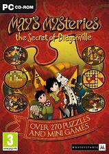 Misterios de mayo: el secreto del Dragonville (DVD-ROM) Nuevo Sellado