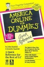 America Online for Dummies (1999) LPb