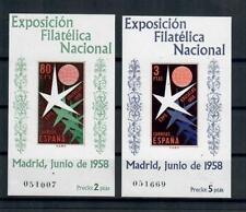 Spanien Block 13 + 14 **