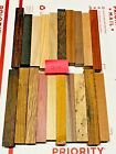 20 PIECES OF RARE PEN BLANKS~EXOTIC WOOD~EXOTIC LUMBER #210