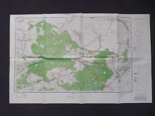Landkarte Polen Meßtischblatt 164.43 Czarna, Woiwodschaft Tarnowskie, 1984