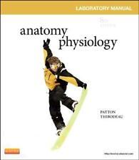Anatomy And Physiology Laboratory Manual  - by Patton