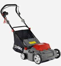 """Cobra 14"""" S36E Electric Scarifier / Lawn Raker. 2 Year Warranty. Free Postage."""