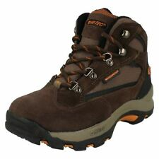 Chaussures à lacets en cuir pour garçon de 2 à 16 ans Pointure 37