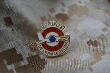 Q073 pin's calot insigne militaire Mutuelle de l'Armée de l'Air FORMULA PARIS