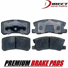 Rear Premium Brake Pads Set For Mitsubishi Endeavor Grandis Lancer Montero RVR