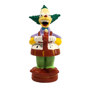The Simpsons 3D Chess Krusty the Clown Red Knight Replacement Figure 2001