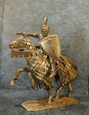 Tin Soldiers * Cavalry figure * Knight of the Brothers of the Sword. * 54 mm