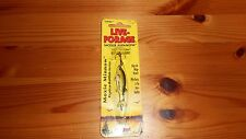 Northland Tackle Live Forage Moxie Minnow Jigging Spoon Ice Fishing Jig - New!