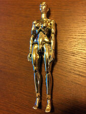CY Girls Gold Body 2003 SDCC Exclusive Henshin Takara Blue Box BBi 1/6 1of400