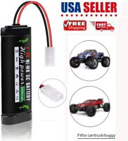 7.2V 5000mAh Ni-MH Battery with KET-2P Connector for RC Car Battery Power Tools
