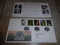THE NATIONAL TRUST ROYAL MAIL FIRST DAY OF ISSUE STAMPS  11 APRIL 1995