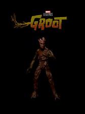 Marvel Legends Guardians of the Galaxy Series: GROOT (Custom) MCU Movie Figure