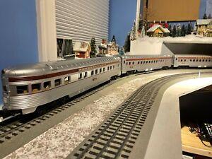 MTH Premier 20-65174 Pennsylvania Congressional Streamlined Passenger Set EX/box