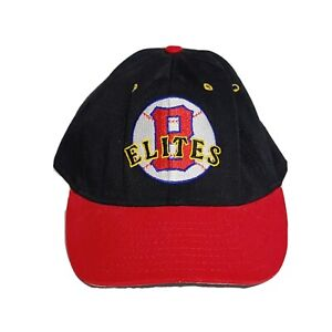 VTG Pro-Line Baltimore Elite Giants Fitted Baseball Hat Cap Negro Leagues Sz 7.5