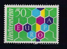 Liechtenstein 1960 postfrisch  MiNr. 398 Europa CEPT  /(1)