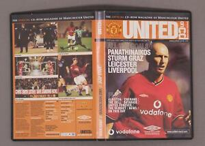 Manchester United On CD: Season 2000-2001 Issue Eight (CD-ROM)