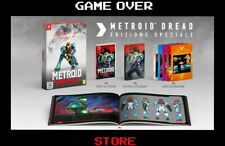 Metroid Dread Nintendo Switch Special Edition Videogame Nuovo Ita Pre Order
