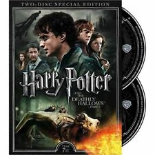 Harry Potter & the Deathly Hallows Part II 2 / 2-Disc Special Edition DVD NEW