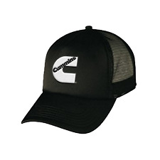 Genuine Cummins Classic Truckers Cap; hat; Truck;