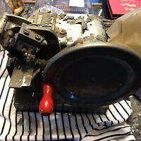 Antique Kimball Midget Marking Machine Label Maker/Printer USA/England