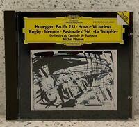 HONEGGER Pacific 231 HORACE VICTORIEUX (CD, DG) PLASSON Orchestra de Toulouse