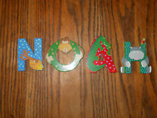 Sevi Animal Letters.made in Italy.Noah