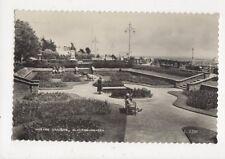 Marine Gardens Clacton On Sea 1962 RP Postcard 550a
