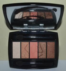 LANCOME Bois Corail #10 Hypnose Palette 5 Longwear Eyeshadows FULL SIZE ~ BNIB