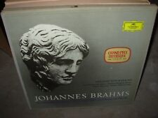 KARAJAN / BRAHMS ein deutsches requiem ( classical ) box dgg BIG TULIP