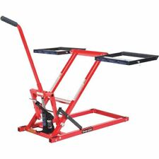 Pro Lift Lawn Mower Jack Lift with 350 Lbs Capacity for Tractors and Zero Turn L