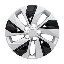 "NEW 16"" Hubcap Wheelcover for 2019 2020 Nissan ALTIMA Silver / Black"
