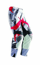 THOR FLUX SHRED MX PANT GREY OFF-ROAD BMX MTB SIZE 38 WAS $124.00 NOW $69.99!