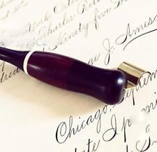 Oblique Vintage Calligraphy English Copperplate Script Antique Dip Pen Holder