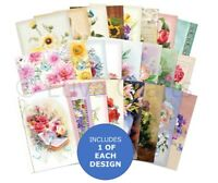 """Sample Pack Hunkydory A6 Little Book /""""Magnificent Men/"""" 24 Toppers"""