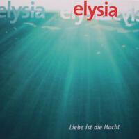 CD Elysia Liebe ist die Macht Musik Show Jost Heider Electro Pop Deutsch NEU