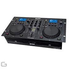 Rack-montierbare DJ-CD - & MP3-Player mit 12 Tonhöhenbereich