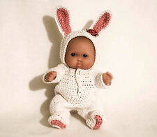 """Bunny Girl Outfit Only for the Itty Bitty Baby - 5"""" Lots to Love Babies"""