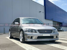 Elegance Style PU Front Bumper Lip For MY98-05 Lexus IS200 / IS300 (UNPAINTED)